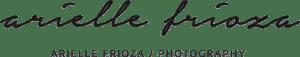 Ariele Frioza Photography logo